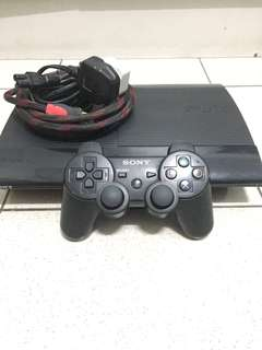 PS3 Super Slim w/ Cobra ODE