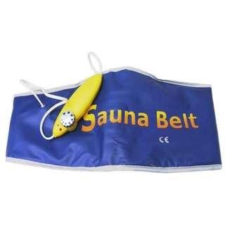 sabuk pelangsing paling murah sauna belt