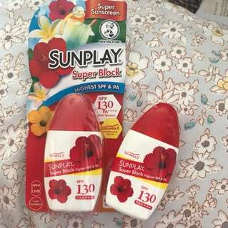Sunplay Sunscreen