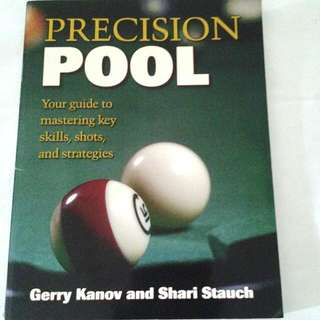 Precision Pool Guide Book
