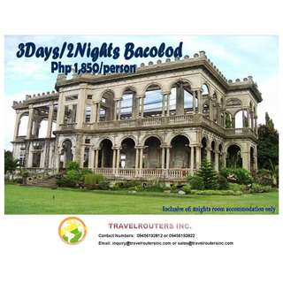 Bacolod Package