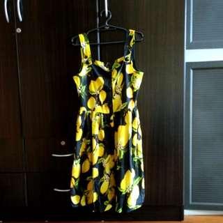 Brandnew floral dress
