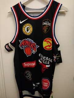 Supreme NBA jsy