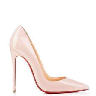 So Kate Louboutin Pumps (120mm)