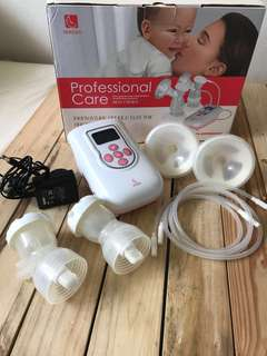 Used Horigen Double Electric Breast Pump