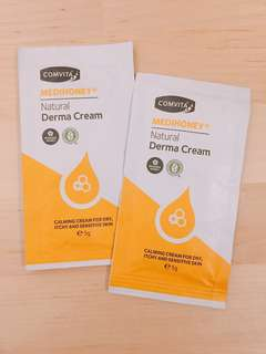 Comvita 天然特效修護膏 Medihoney derma cream