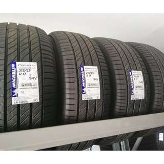 Michelin Primacy 3st 215/55R17