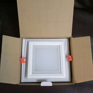LED downlight (glass surface) 4''