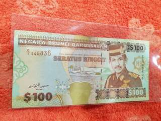 $100 Brunei