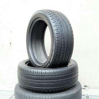Used 215/50 R17(Sold) Toyo (2pcs) 🙋♂️