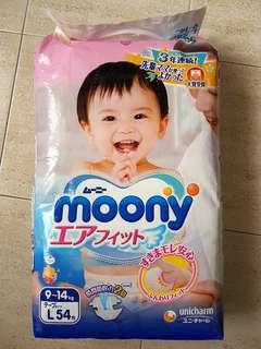 BN Moony Tape Size L