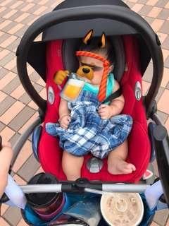 Maxi-Cosi嬰兒提藍