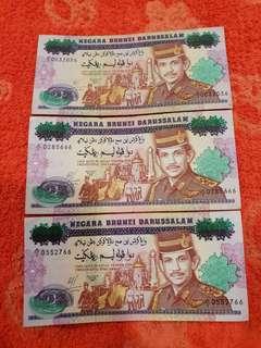 $25 Brunei