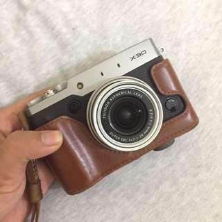 Kamera Fujifilm X30 Fuji