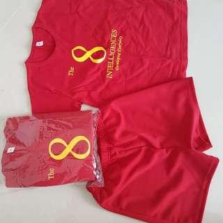 Edufarm uniform size 26 x2 sets