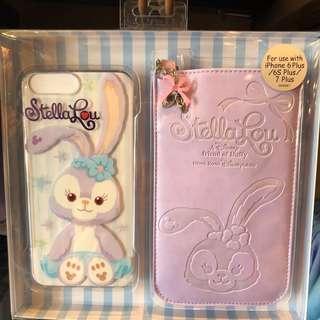香港迪士尼stellalou iPhone Case 電話殻連套
