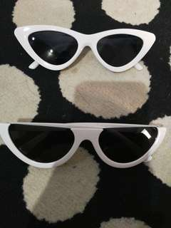 Trendy sunglassess
