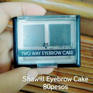 Shawill Two Way Cake Eyebrow