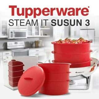 Steam It 3 Susun Tupperware