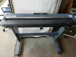 AAR 4988 W Colortrac Smartlf Ci 40 scanner @ $ 800 Each