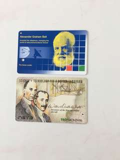SMRT Card - Great Inventors
