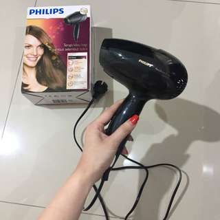 hairdryer philips kera shine