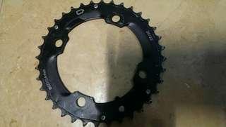 Chain Ring 36tt 104bcd