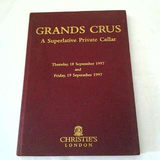 Grands Crus Private Cellar
