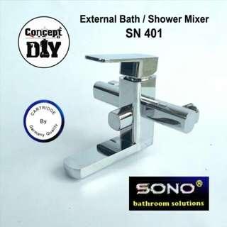 Sono External / Shower Mixer