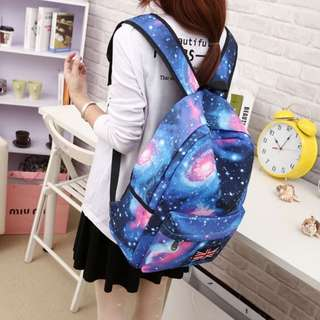 Women Canvas Backpack Bags