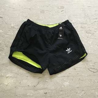 Adidas Inspired Shorts for Ladies