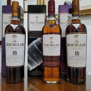 Single Malt - Macallan Whisky Maker's Edition