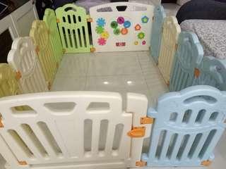 Child Safety Playpen Set