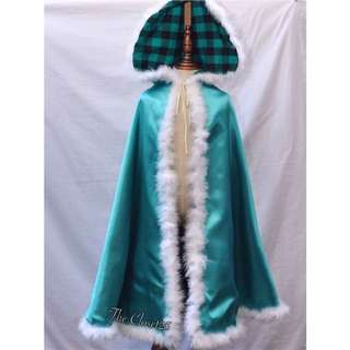 Winter Robe/Coat Inspired
