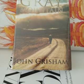 John Grisham - Gray Mountain