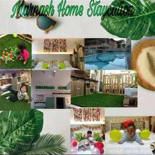 Marnash HOME Staycation in TAGAYTAY