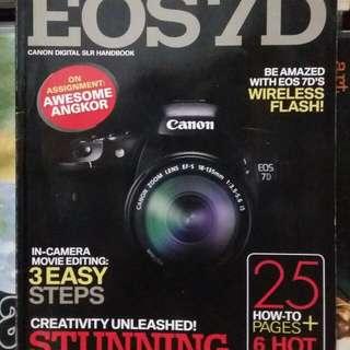 EOS 7D Canon Digital SLR Handbook