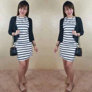 2in1 Set (Dress+Balzer)
