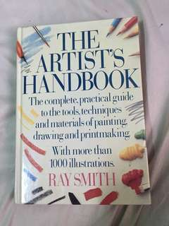 The Artitst's Handbook
