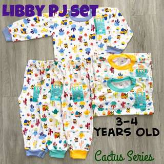 3 yo Libby Pyjamas long sleeve pants toddler