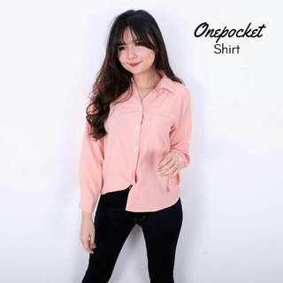 Onepocket shirt
