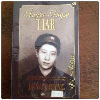 Novel - Angsa Angsa Liar - Jung Chang
