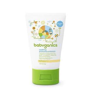 Babyganics Non-Petroleum Soothing Ointment