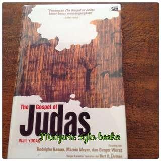 THE GOSPEL OF JUDAS INJIL YUDAS - Rodolphe Kasser - Hard Cover