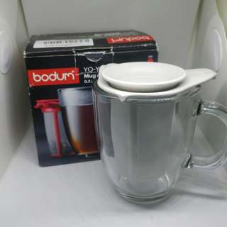 Bodum® - Mug & Tea Infuser (White)