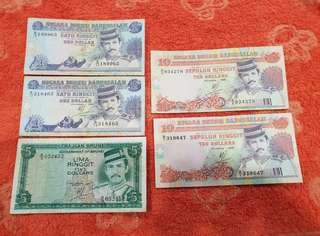 Brunei notes