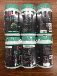 澳洲swisse葉綠素片100粒 清體排毒美容養顏