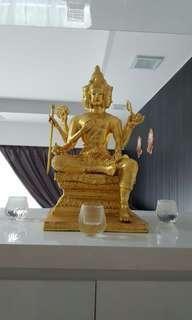 Thai Phra Phrom Bucha