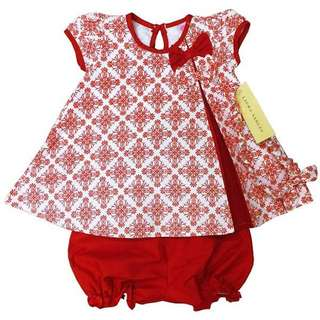 Dress Chinese Red