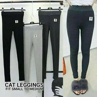 Korean Cat leggings